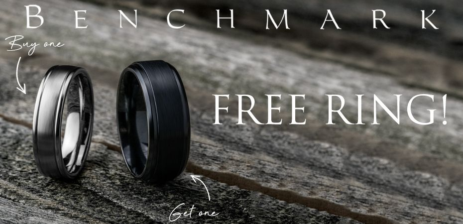 Buy One Get One Free Wedding Band